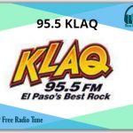 95.5 KLAQ Radio