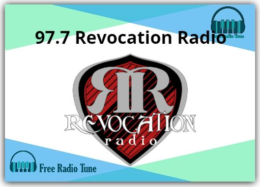 97.7 Revocation Online Radio