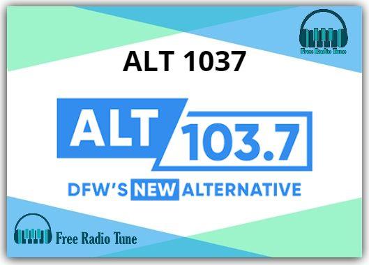 ALT 1037 Radio