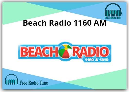 Beach Radio 1160 AM Radio