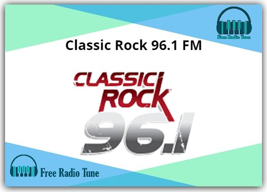 Classic Rock 96.1 FM Radio