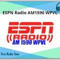 ESPN Radio AM1590 WPVL Online Radio