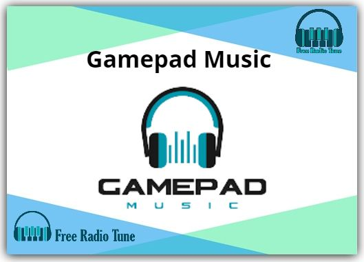 Gamepad Music Radio