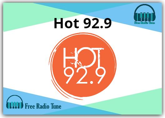 Hot 92.9 Radio