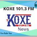KOXE 101.3 FM Radio