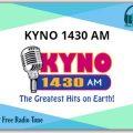 KYNO 1430 AM Radio