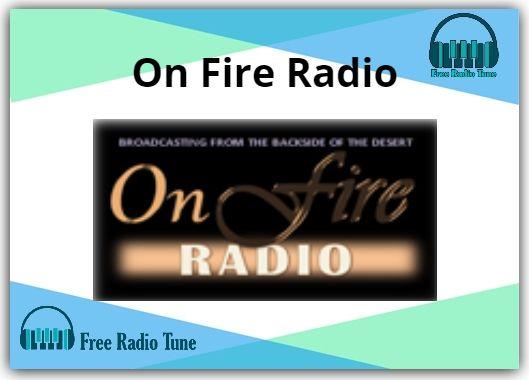 On Fire Online Radio