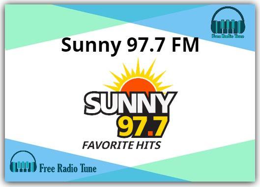 Sunny 97.7 FM Radio