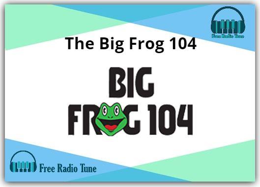 The Big Frog 104 Radio