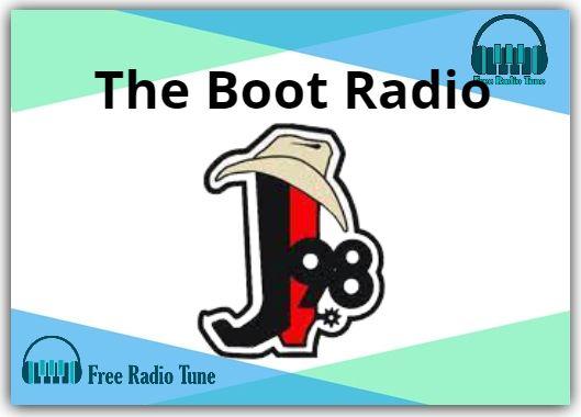 The Boot Online Radio
