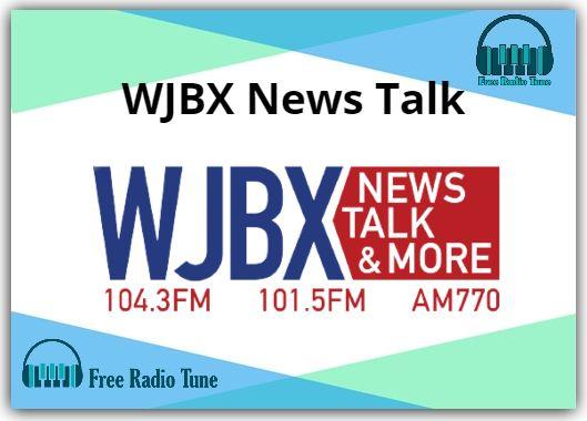 WJBX News Talk Radio