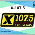 X-107.5 Radio