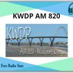 KWDP AM 820 Radio