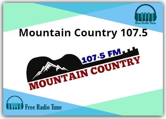 Mountain Country 107.5 Radio