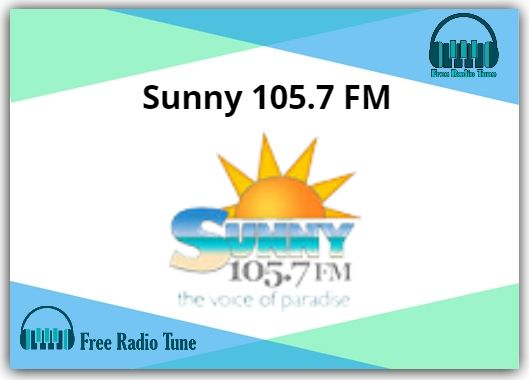 Sunny 105.7 FM Radio