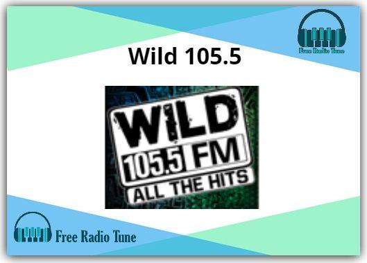 Wild 105.5 online Radio